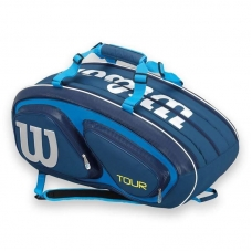 Wilson Tour V Blue 15 Pack
