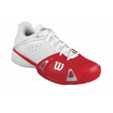 Wilson Rush Pro Clay Red