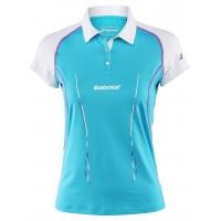 Babolat Polo Match Performance Blue W