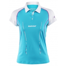 Babolat Polo Match Performance Blue W