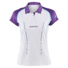 Babolat Polo Match Performance White W