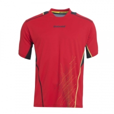 Tricou Babolat Match Performance Men Red