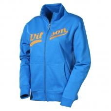 Wilson Fleece Full Zip Blue