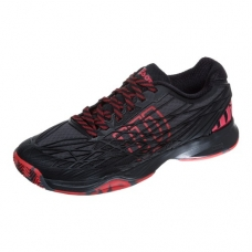 Wilson Kaos Clay Court Black Red