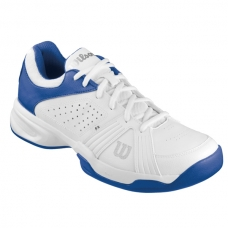 Wilson Rush Swing White Blue