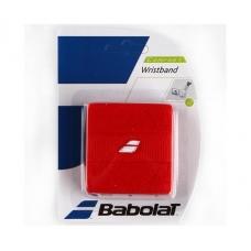 Wristband Babolat X2 Red