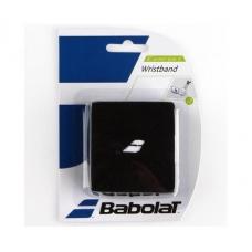 Wristband Babolat X2 Black