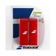 Babolat Wristband Jumbo Red