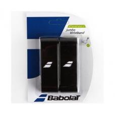 Babolat Wristband Jumbo Black