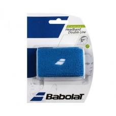 Babolat Headband Double Line Blue