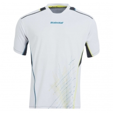 Tricou Babolat Match Performance Boy White