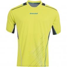 Tricou Babolat Match Performance Boy Yellow