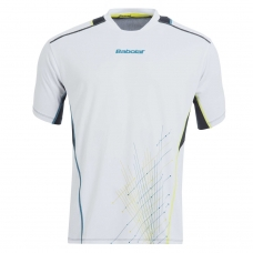 Tricou Babolat Match Performance Men White