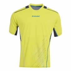Tricou Babolat Match Performance Men Yellow