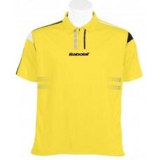 Babolat Performance Zip Polo (galben)