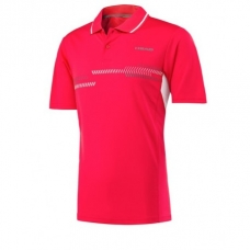 Tricou Head  Club Polo Roz