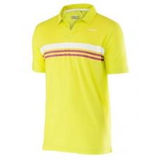Tricou Polo Head Adam Yellow Neon