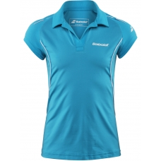 Babolat Polo Match Core Jr Blue