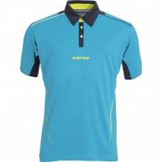 Tricou Polo Babolat Performance Jr Blue