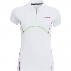 Babolat Polo Match Perf Girl White