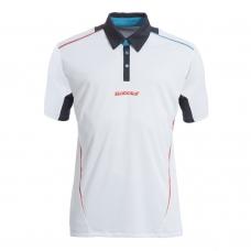 Tricou Polo Babolat Match Performance Men White
