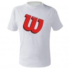 Tricou Wilson Crew Fantasy White
