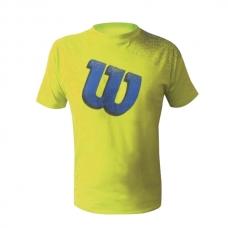 Tricou Wilson Crew Fantasy Yellow