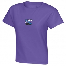 Wilson Jr Tee Purple