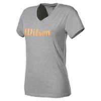 Wilson Tennis Vintage W Grey