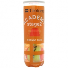 Tretorn Academy Orange 3/set