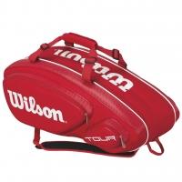 Wilson Tour V Red 9 Pack
