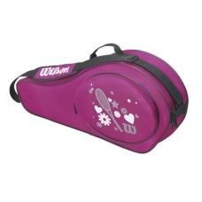 Wilson Junior Match 3 Pack Pink